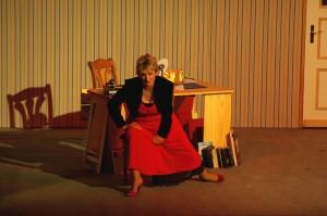 Rita Schrem als Agnes