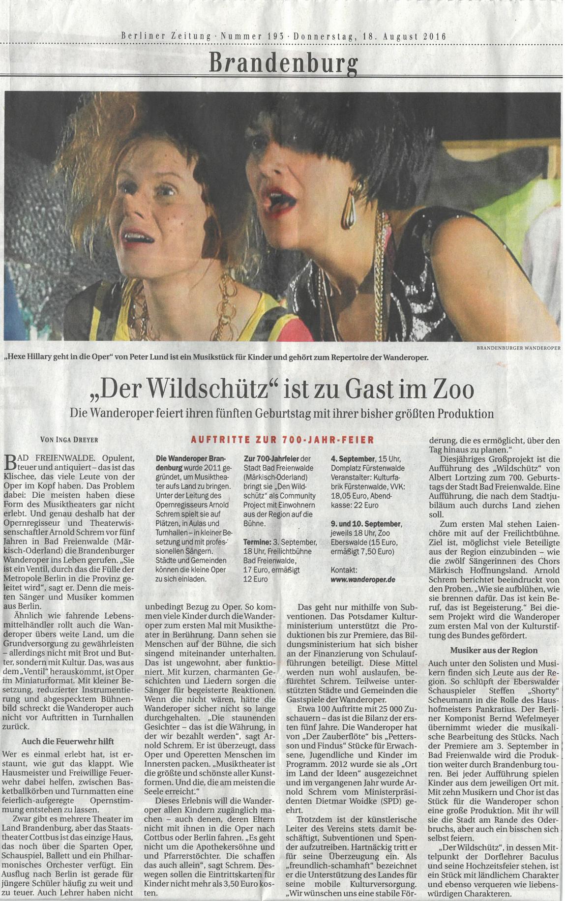 wanderoper_wildschu%cc%88tz_berliner_zeitung_august_2016
